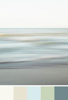 Benjamin Moore Colour Trends 2016 - Spring Shore