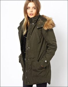 #Best Parka Jacket for Women Outfit - Fashionoon