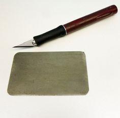 sharpening blades tutorial