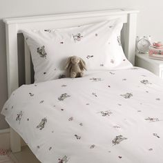 Ponies Bed Linen | The White Company