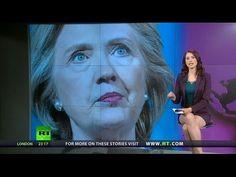 6/3/14 Hillary Clinton 2016: A Recipe for Endless War - Breaking the Set with Abby Martin #HillaryClinton #AbbyMartin #Shillary
