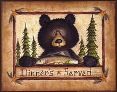 mary ann june pictures | Mary Ann June - Dinner's Served - art prints and posters