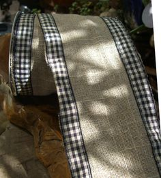 Great website with discount craft supplies and awesome burlap!  : )