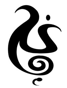 Soul Mate Symbol.The Maori story of creation and separation of Rangi and Pappa