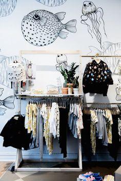 Kids' Shop Mini Rodini in Malmö | My Scandinavian Home
