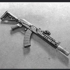 SLR Rifleworks Draco SBR