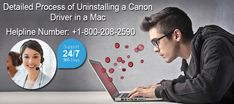 Get immediate support from experts to uninstall a canon driver in a Mac without any error. We have a team of experts available at Canon printer support number +1-800-208-2590 to resolve customers' issues.