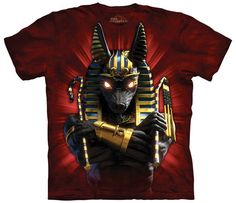 Mountain T-Shirt   Anubis Soldier Adult