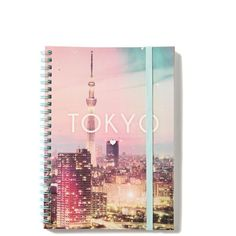 a5 spinout notebook 120 PAGES ($4.99) ❤ liked on Polyvore featuring home, home decor and stationery