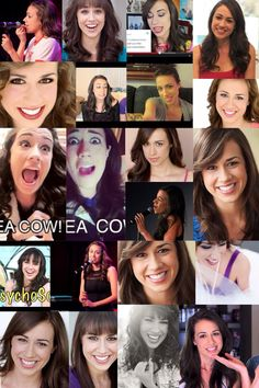 The awesome Colleen Ballinger! Never heard of her? Look up Miranda Sings on YouTube ;)
