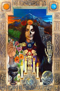 Lady Of Duality | Ricardo Ortega