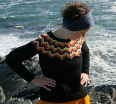Mejores proyectos de punto del 2012  / Best knitted projects of 2012 / http://www.ravelry.com/patterns/library/puffin-sweater