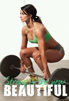 STRONG is the new beautiful!