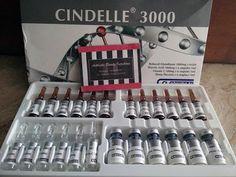 Rp 1,100,000     Cindella 3000 Korea  Dapatkan manfaat 3in1 dari suntik putih cindelle 3000 yaitu sebagai whitenig, Perbaikan sel dan ant...