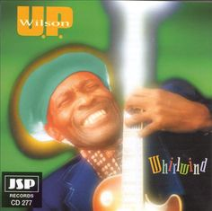 U.P. Wilson - Whirlwind.  Loved his guitar.  Sounded great as I slipped and slid onto campus.