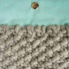 renskeversluijs knitted scarf