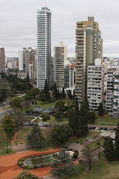 Vistas de Rosario, Argentina