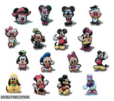 Troll Halloween Bears etc  Shoe Charms Shoe Buttons put in Your Clogs