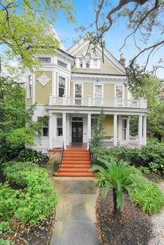 This charming New Orleans home totally embodies the spirit of its city!