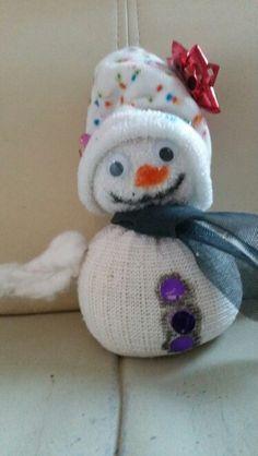 Sneeuwvrouwtje