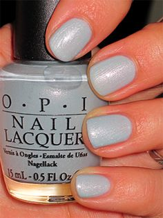 """lovin' this """"I wanna be a lone star"""" nail color for Texas lovers!"""