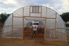 Greenhouses sm and LG - posted in Grow Tech: I know somewhere down the road, I am going to do this. I really cant say at this precise moment if I can or will settle for a 200sq store bought type or a full size commercial growers type greenhouse. but considering I will probably get more feedback on the first of these, thats what well concentrate on.  I have checked into this briefly and through doing so have found like anything else, there is some real garbage out there. and some of i...