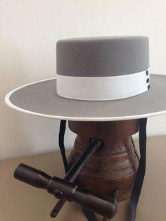 0531d4c36b703 Bolero Hat Spanish style hat Wool felt  Spanishstyle