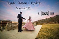 "Same day edit of a Lipdub in a destination wedding in Marriott Mussoorie on ""Abhi Toh Party Shuru Hui Hai"""