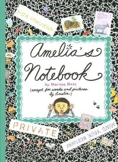 The Amelia's Notebook series | 30 Things From The '90s You've Probably Forgotten About