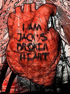 I'm Jack's broken heart. Fight Club, Assassin, Awesome Stuff, Moonlight, Pop Art, It Hurts, Medicine, Hearts, Movie