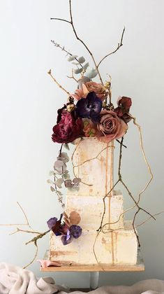 59 pretty wedding cake designs, painted wedding cake, unique wedding cakes, pretty wedding cake, simple wedding cake ideas, modern wedding cake designs, wedding cake designs 2019, wedding cake pictures gallery, wedding cake gallery, square wedding cakes