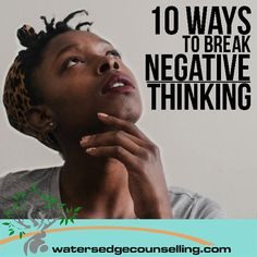 We all have negative thoughts every now and then, but there are times when they rule our lives. For people who are depressed, having a negative mindset can be both a symptom and a contributing fact…