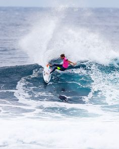 Gilmore showing us she's not afraid to go 100% in a heat. #MargiesPro