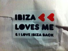 #Ibiza loves you! http://www.ibiza-spotlight.com?aid=100