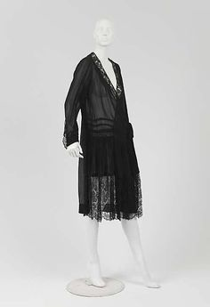 1925  - Afternoon Dress Coco Chanel, The Metropolitan Museum of Art