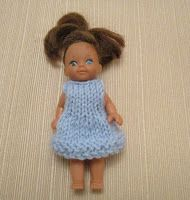 Taffy Lass Knits: Skye Dolls Dress