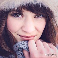 Winter Snow Portrait Session
