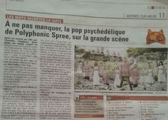 Dispatch highlights thus far from Spree of their tour via