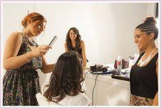 Le nostre Sarah e Annalisa hanno curato make up & hair per il #Beauty #Day al @Sicilia Cochrane Outlet Village