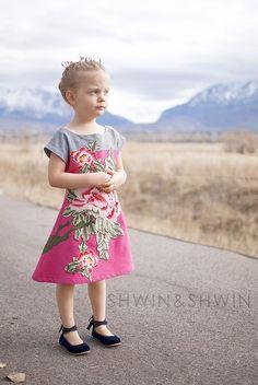 274ee3320f5 11 beste afbeeldingen van Kinderjurk cirkel rok - Fazer vestido ...