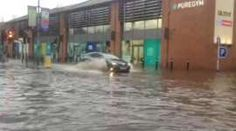 UK floods: Water levels continue to rise in York - BBC News Bbc News, Gate, December, River, York, Film, Movie, Portal, Film Stock