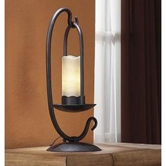 Table lamp CANDELA with a very beautiful shape