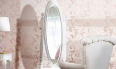 Tapet vinil Cristina Masi Carlotta-9 Oversized Mirror, Flooring, Floral, Collection, Design, Home Decor, Christians, Decoration Home, Room Decor