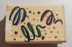 Hero Arts Confetti Rubber Stamp C1206 Birthday #HeroArts #Background