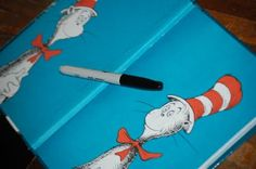 Thing One & Thing Two Baby Shower -have guests sign Cat in the Hat book . make a scrapbook page for guests to sign and send home with Baby kid kid boy girl Dr Seuss Baby Shower, Baby Shower Winter, Baby Boy Shower, Baby Shower Gifts, Baby Gifts, Birthday Message For Nephew, Second Baby Showers, Bebe Shower, Baby In Pumpkin