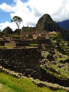 Machu Pichu, Peru / Foto: Mônica Nunes / Dez 2014