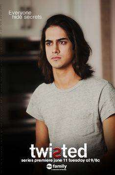 Avan Jogia- Twisted... love this show!!!!!!!