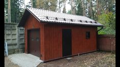 Shed, Outdoor Structures, Projects, Backyard Sheds, Sheds, Coops, Barn, Tool Storage, Tile Projects