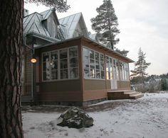 Ahlgren Edblom Arkitekter - Byholmen