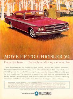 1964 Chrysler 300 Two Door Hardtop